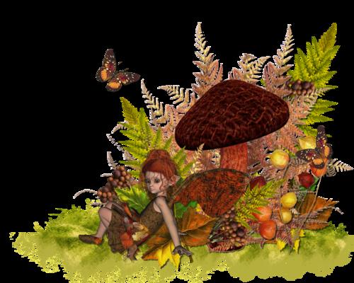 «Enchanted Autumn Time» 0_9a382_b000462f_L