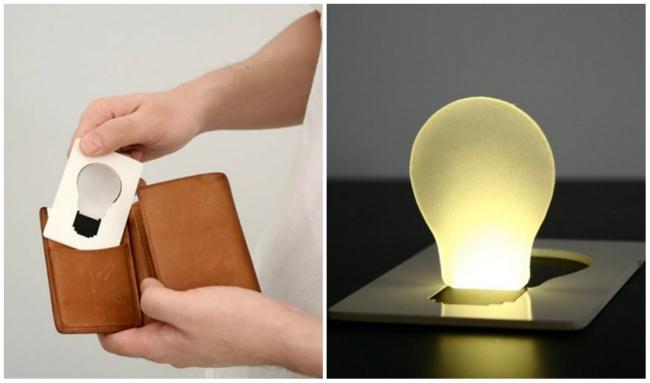 Отличная вещица для тех, кто постоянно что-то ищет всвоей сумочке. Для того чтобы включить лампочку