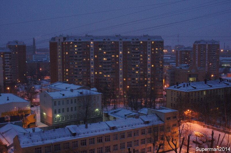 вечерняя Таганка