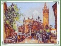 Pintura de Jevilla Sevilla