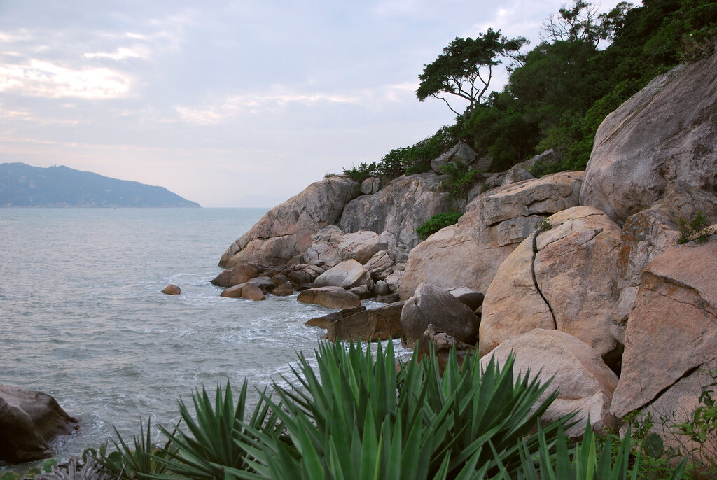 Остров Ченг Чау
