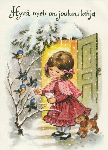 Прикольное поздравление к финскому католическому рождеству