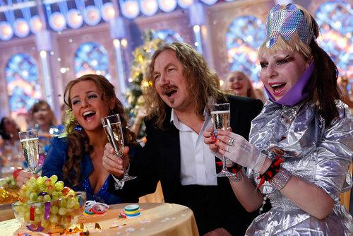 Новогодний голубой огонек, Россия 1, 2013г.