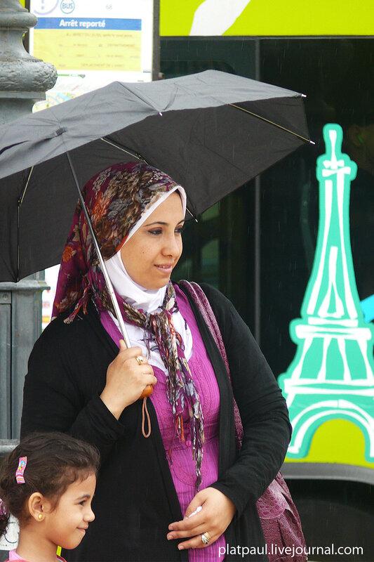 Париж в лицах