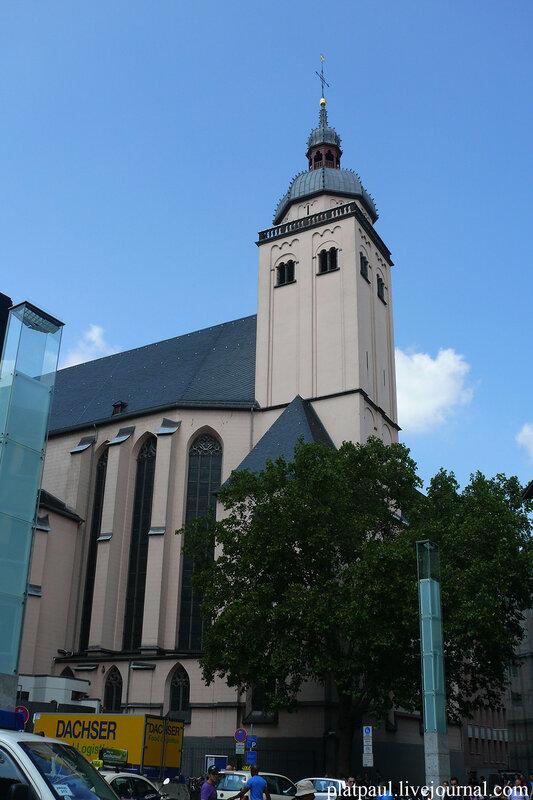 церковь Вознесение Святой Марии