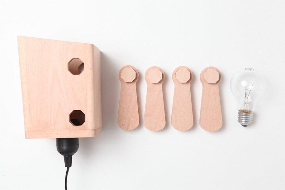 Настольная лампа Frank Desk Lamp