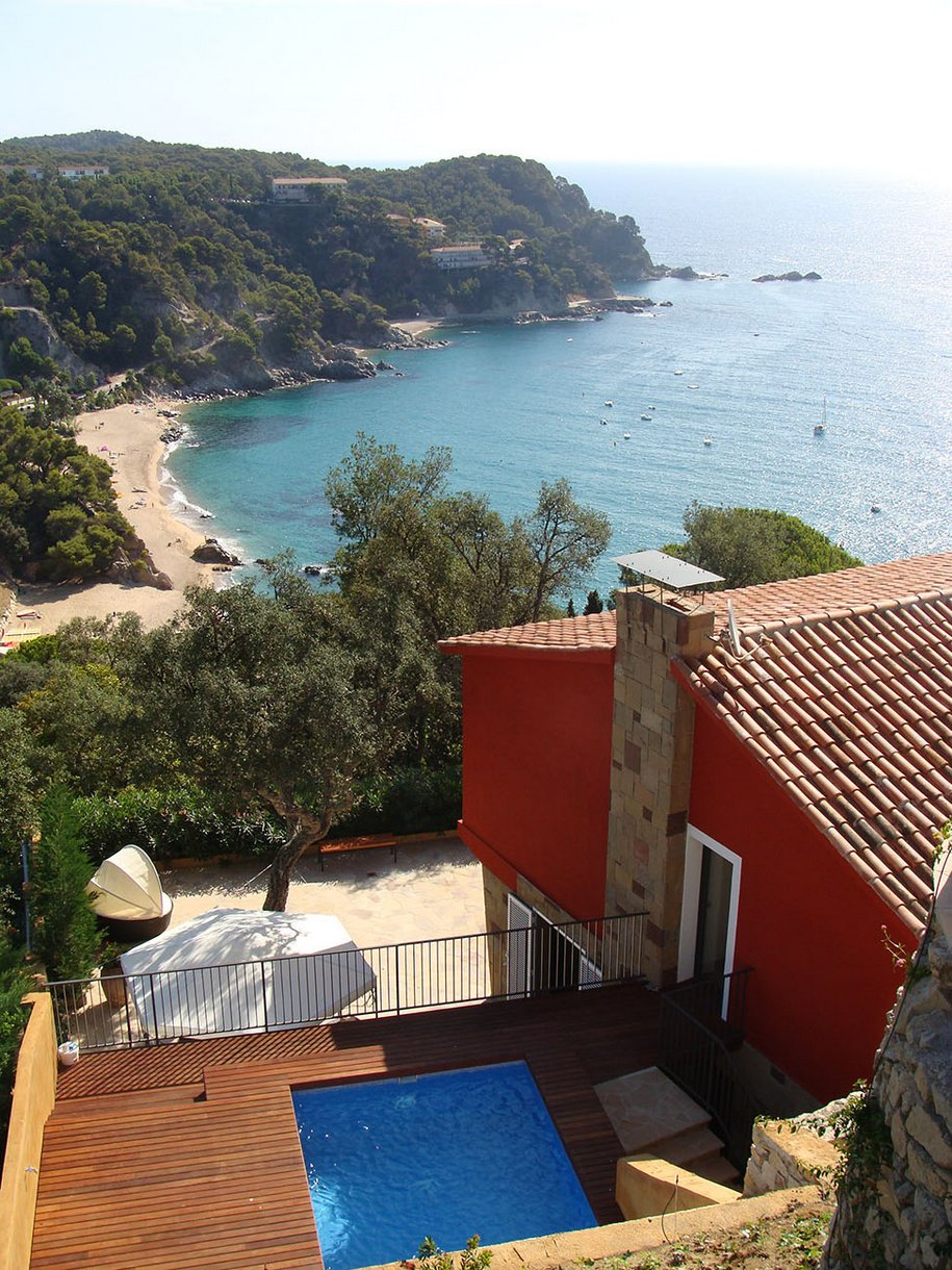 Особняк на побережье Средиземного моря за 29 миллионов долларов