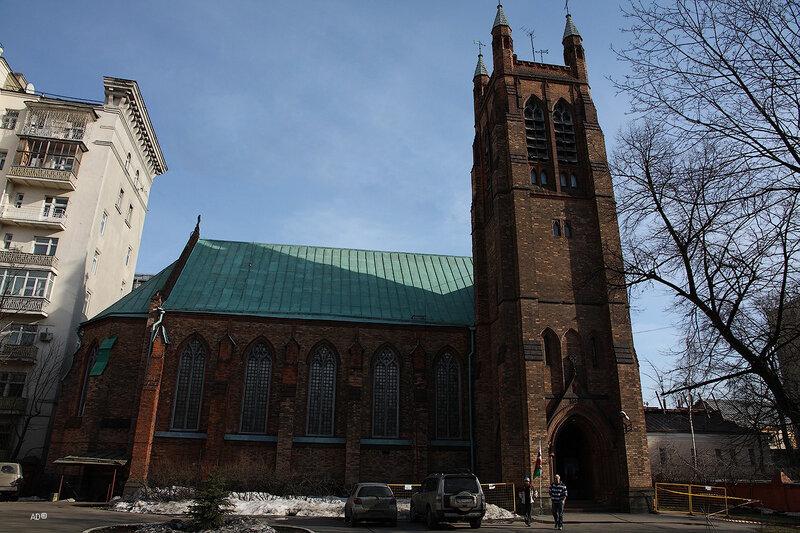 Англиканская церковь святого апостола Андрея – объект культурного наследия