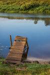 Река Молога. Недалеко деревня Кузнецы.