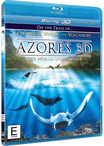 Азорские острова. 1 Акулы, киты, манты