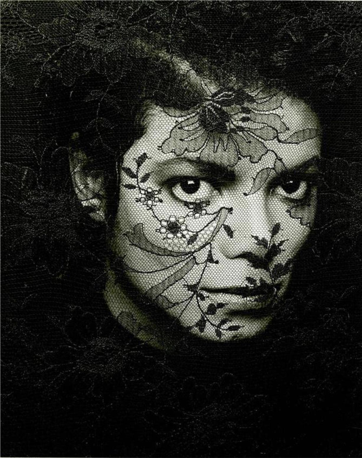 Michael Jackson / Майкл Джексон - портрет фотографа Грега Гормана / Greg Gorman
