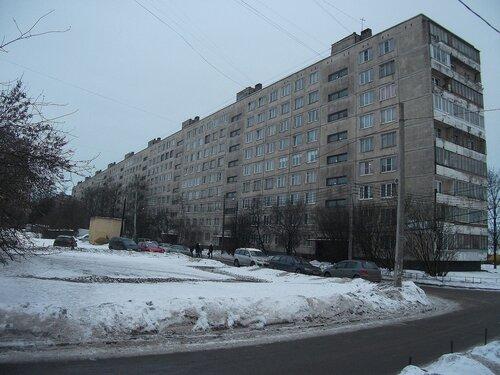 Белградская ул. 6к1