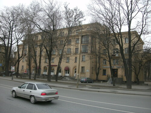 Приморский пр. 15