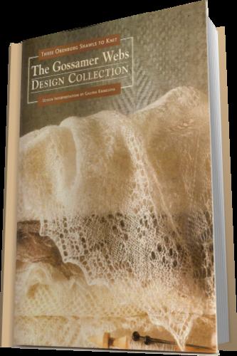В книге даны схемы вязания