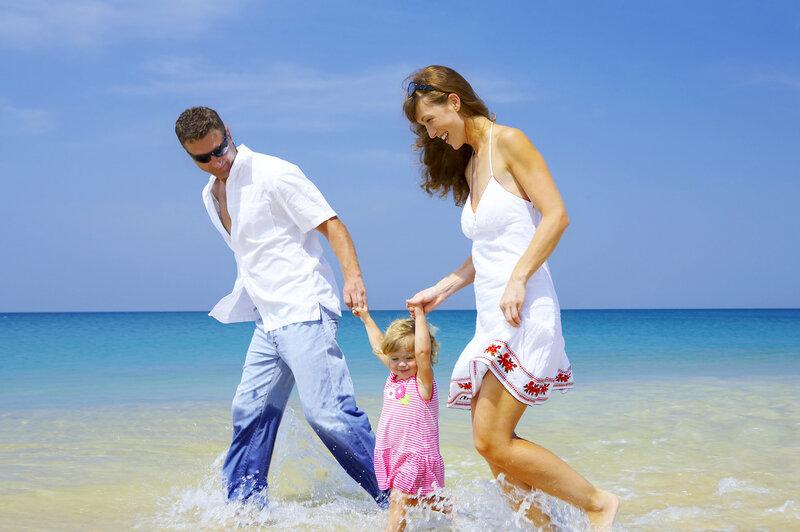 Фото семейных пар на пляжэ 5 фотография