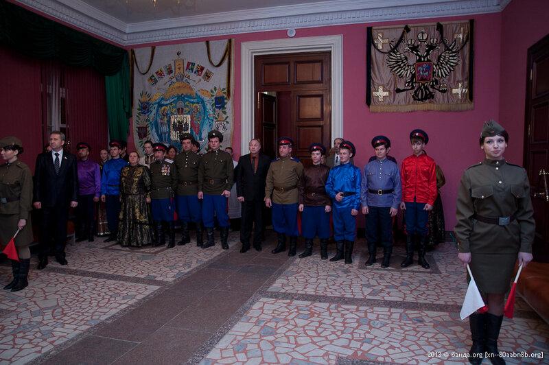 Гвардеец Сталинграда. Лестница Времен.