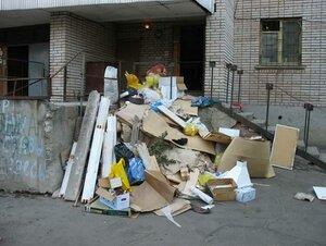 За неубранный мусор управляющая компания Владивостока наказана штрафом