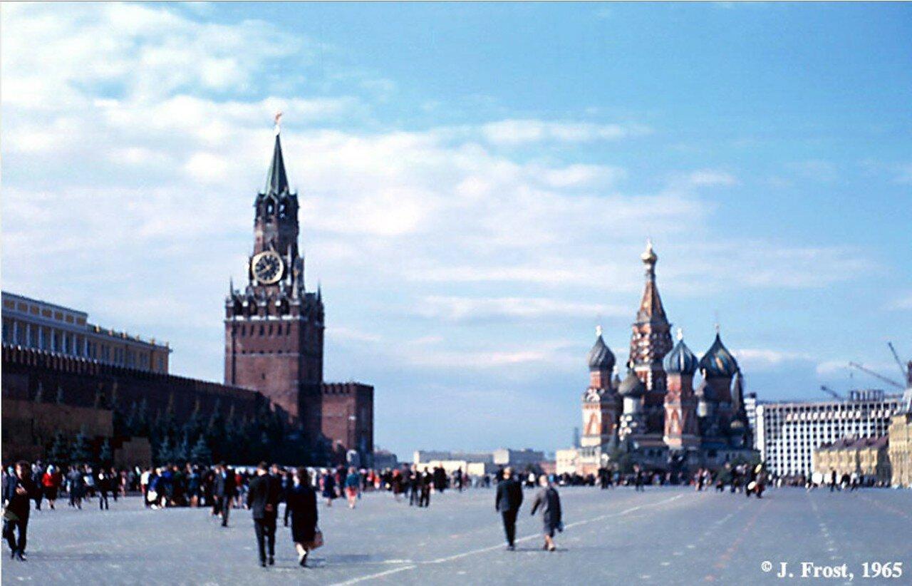 1965. Москва. Красная площадь