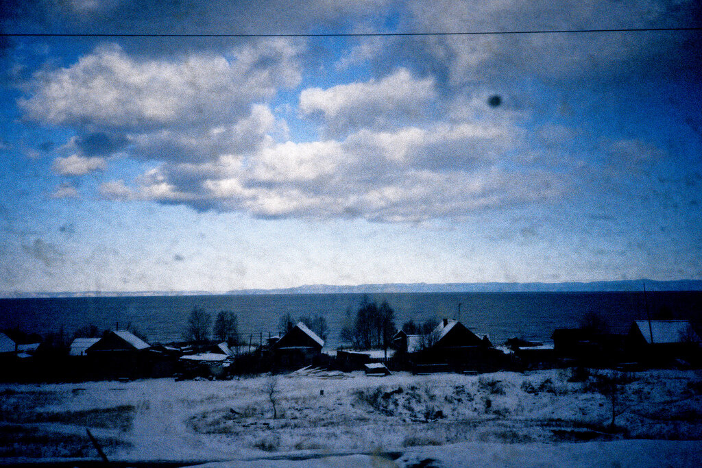 06. Мы добрались до Байкала