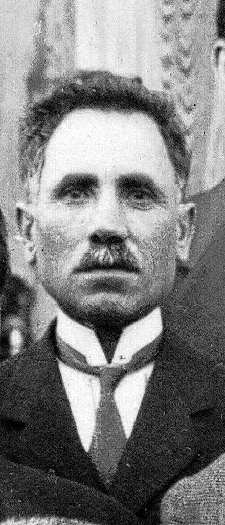 Аршаг Сафрадьян (1885-1958), бывший британский консул, секретарь и член гуманитарной миссии, направленной в Армению в декабре 1921 года
