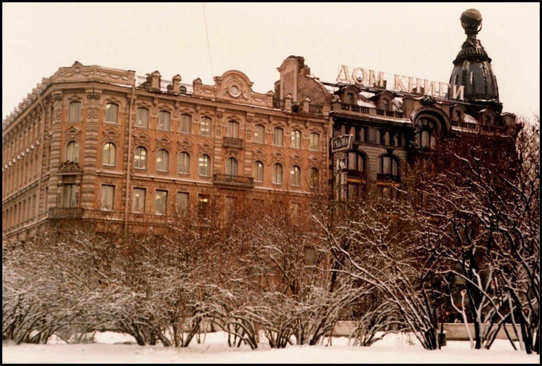 Дом книги на Невском проспекте