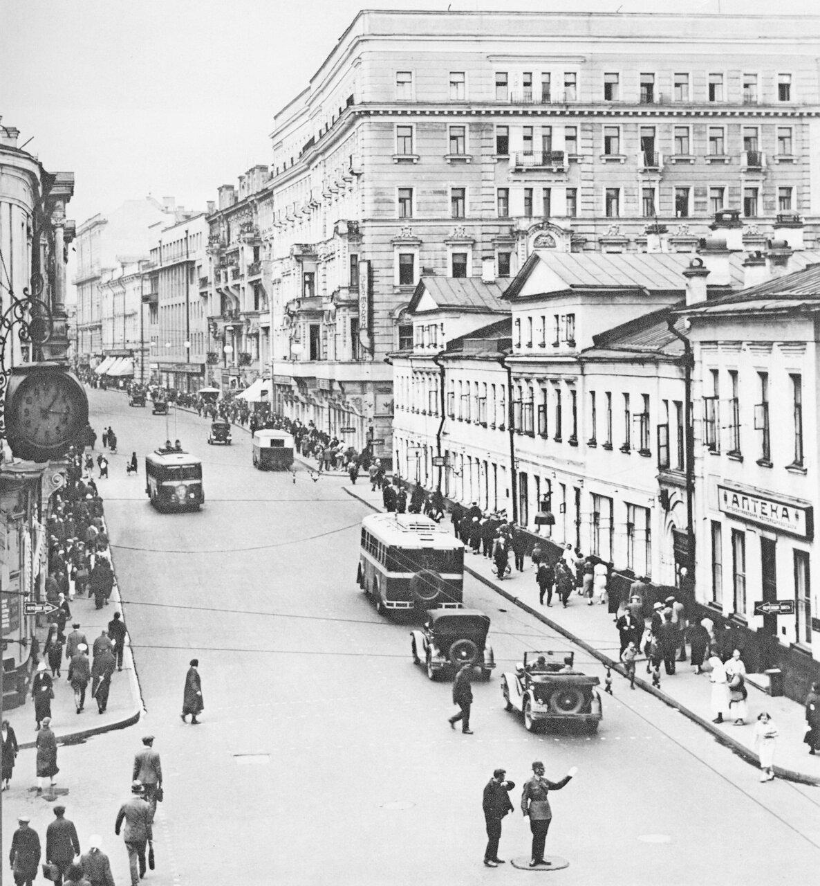 6. Улица Горького.