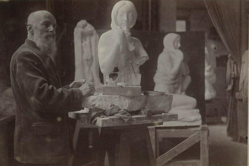 Поль Альберт Баpтоломе (1848-1928)