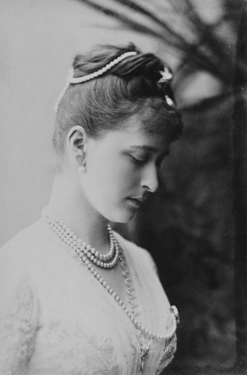 Великая княгиня Елизавета Федоровна, 1887