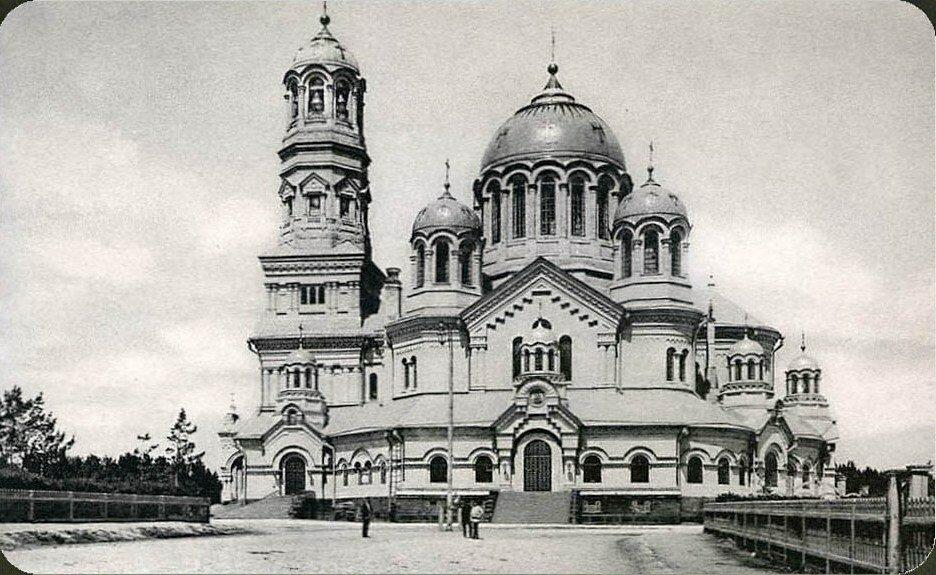11. Соборная площадь и Новый соборъ