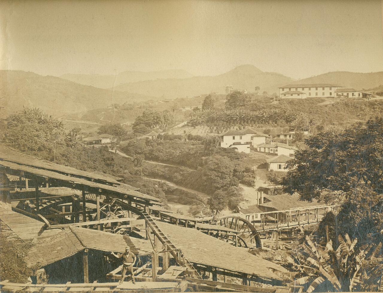 Панорама Морру-Велью, ок. 1894 года