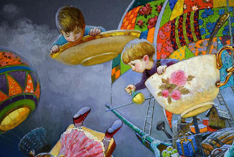 Сказочная живопись Виктора Низовцева (17).jpg