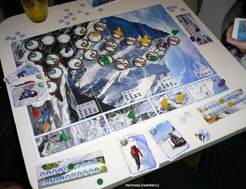 настольная игра K2