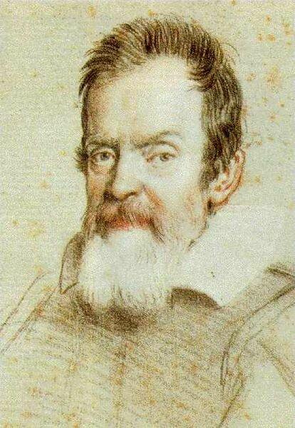 Галилео Галилей, 1624, Оттавио Леони_1578-1630