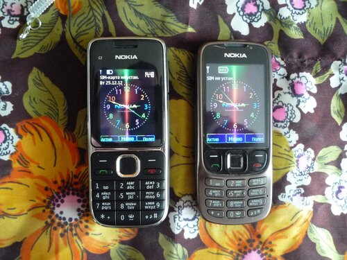 Nokia C2-01, 6303i для helpix.ru