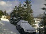 Дублин зимой