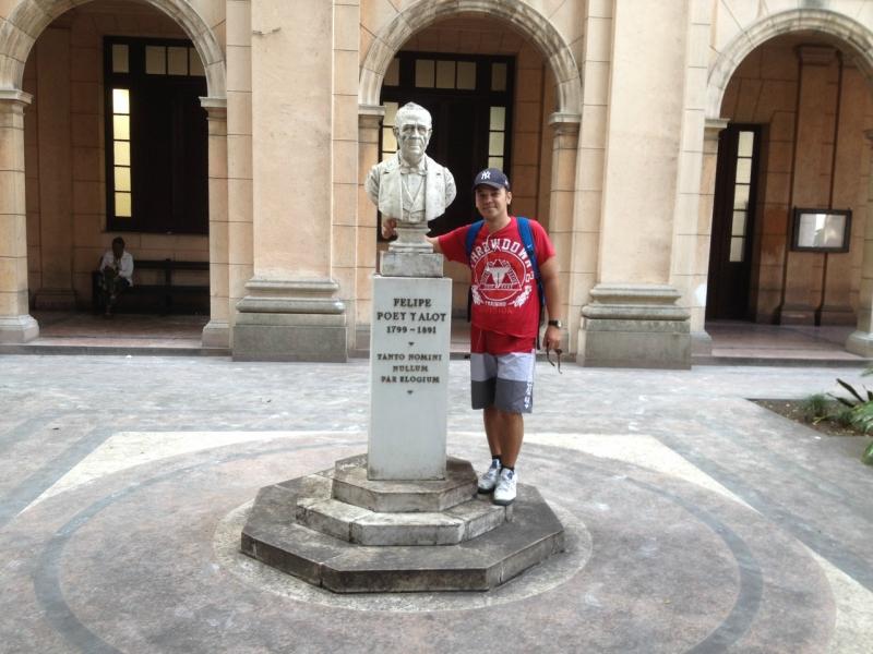 Как я учился в одном Университете с Фиделем Кастро