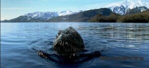 На дне ледяного озера учёные обнаружили челюсти чудовища