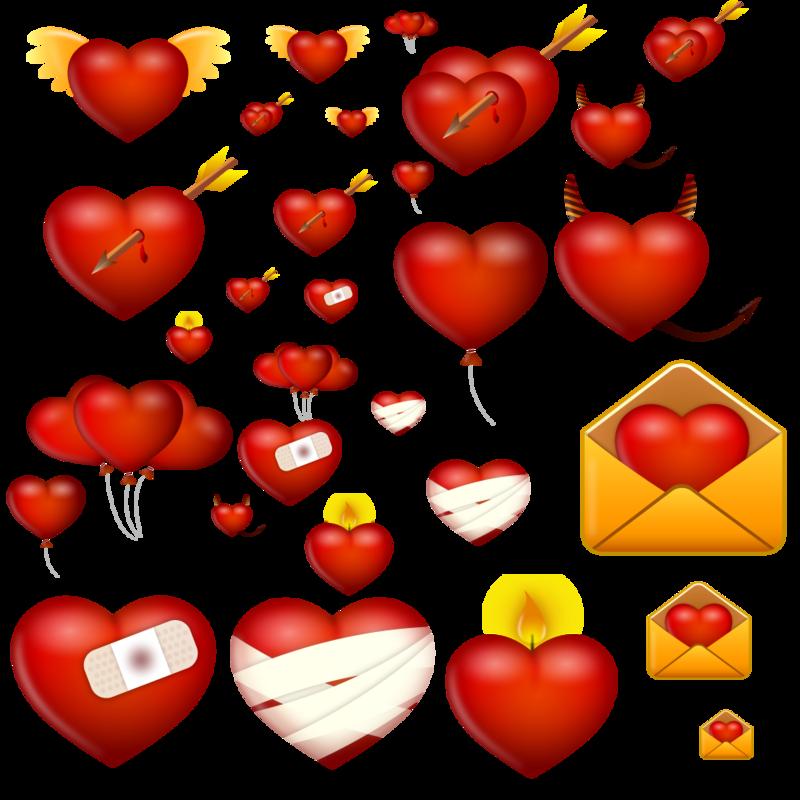 Смайлики сердечки картинки ...: pictures11.ru/smajliki-serdechki-kartinki.html