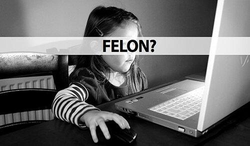 Преступницей оказалась 9-летняя девочка