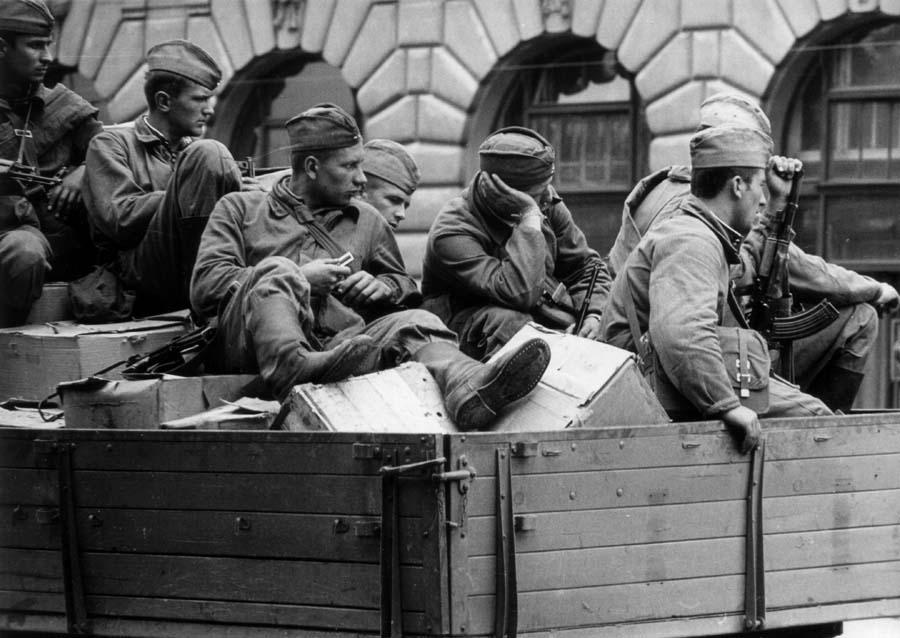 Войска Варшавского Договора В Афганистане