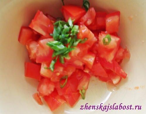 помидорный соус