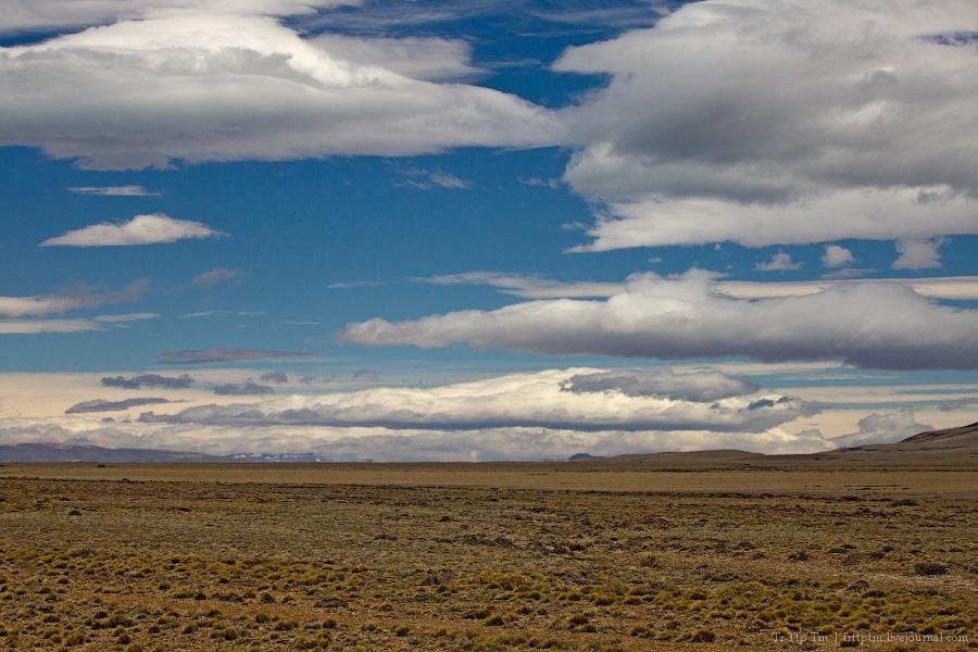 2. Отпечатки древних ладоней и степи аргентинской Патагонии.