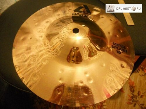 Paiste Alpha METAL Splash