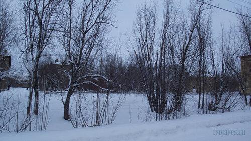 Фотография Инты №2856  Геологическая 4, Гагарина 15, Геологическая 3 и 1 31.01.2013_13:37