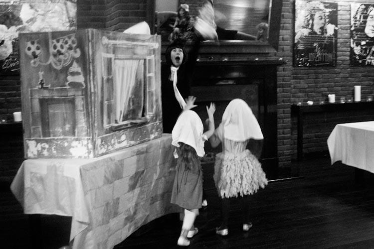 Детский праздник в Settebello