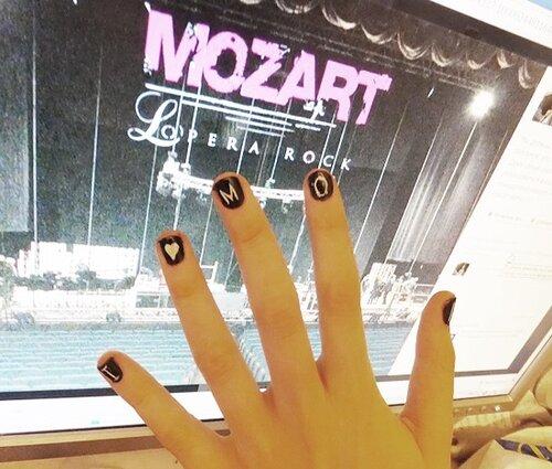 Mozart L'Opéra Rock, Киев, 2013
