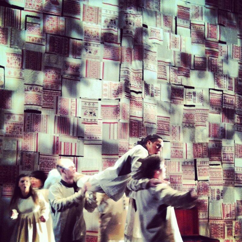 Оперные перфорсенсы в Станиславского