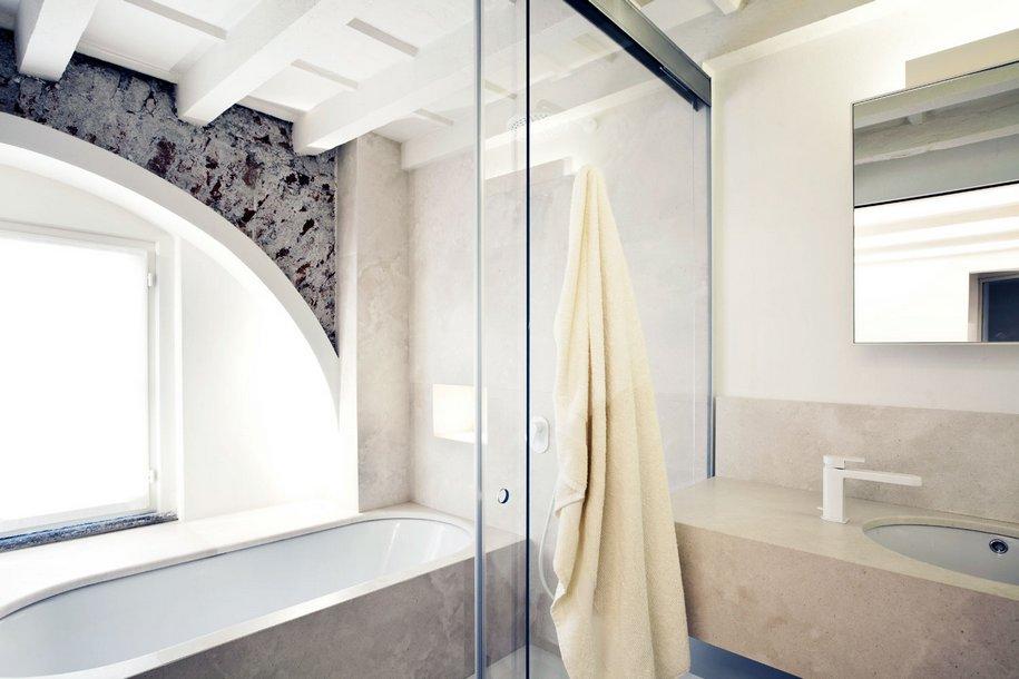 Дом итальянского художника в Милане