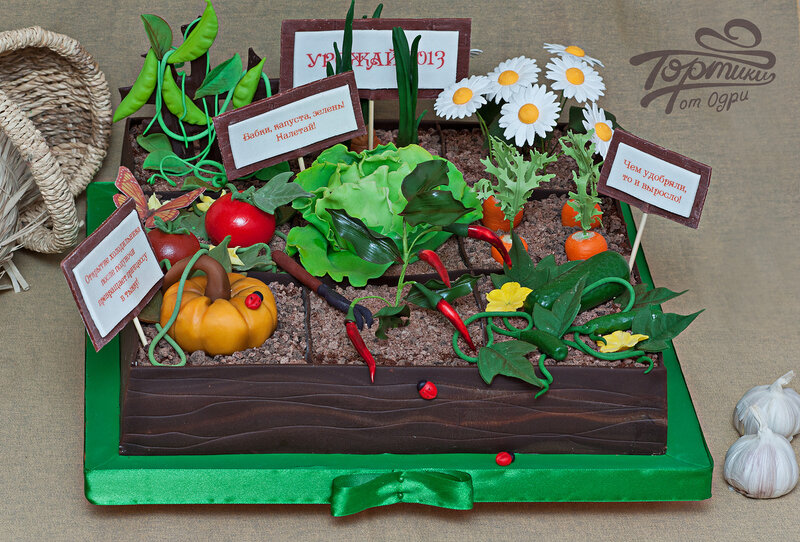 Поздравление к дню рождения садоводу