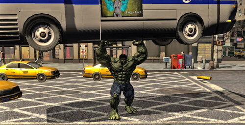 Incredible Hulk (2008/PC) скачать игру невероятный халк